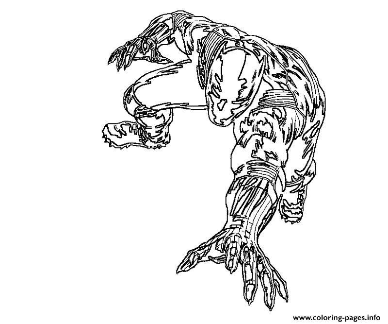 Black Panther Marvel Drawing at