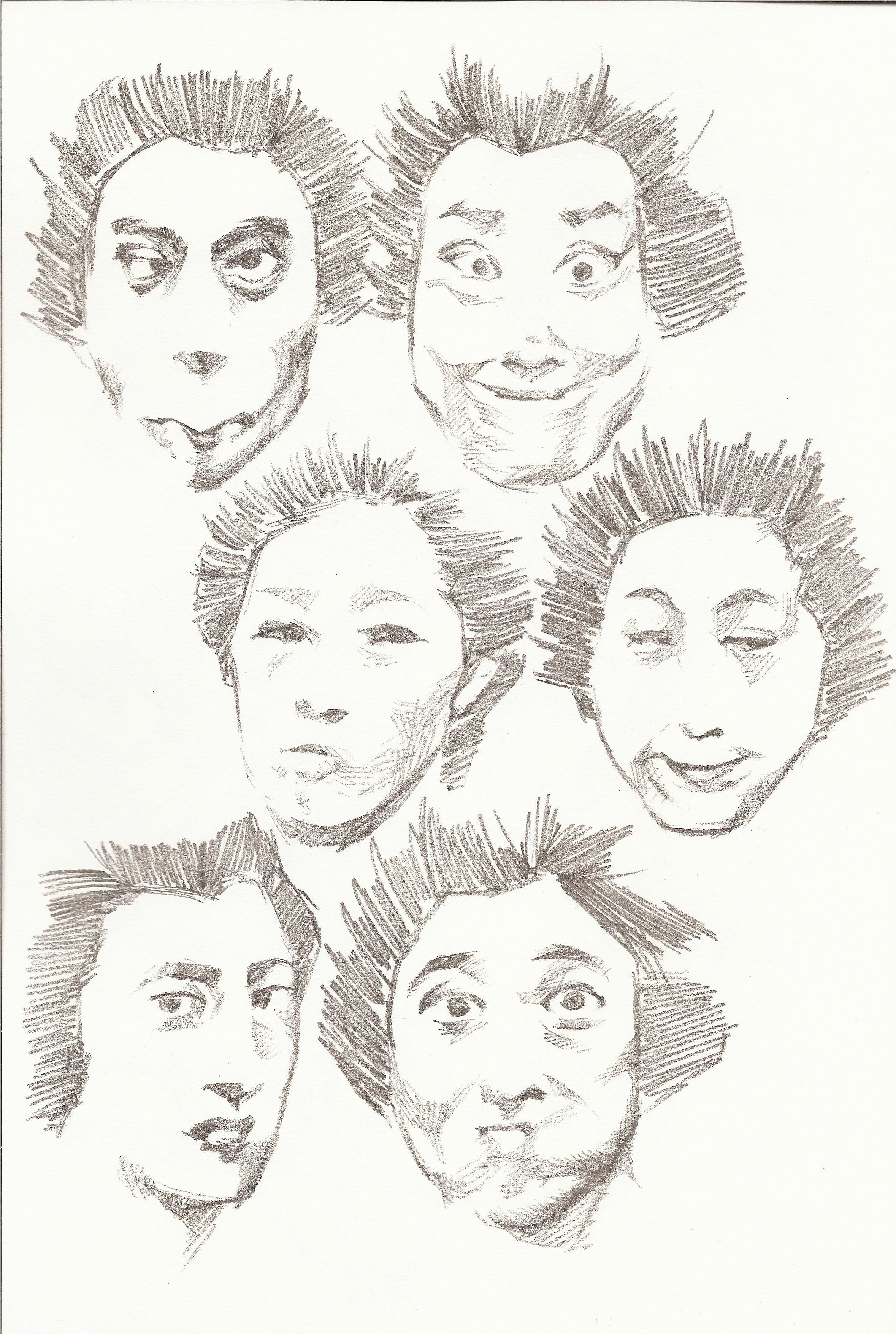 2357x3507 Shota Miscellaneous Drawings