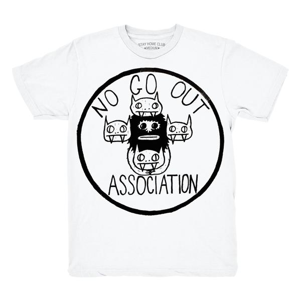 600x600 Knock Off T Shirt Stay Home Club
