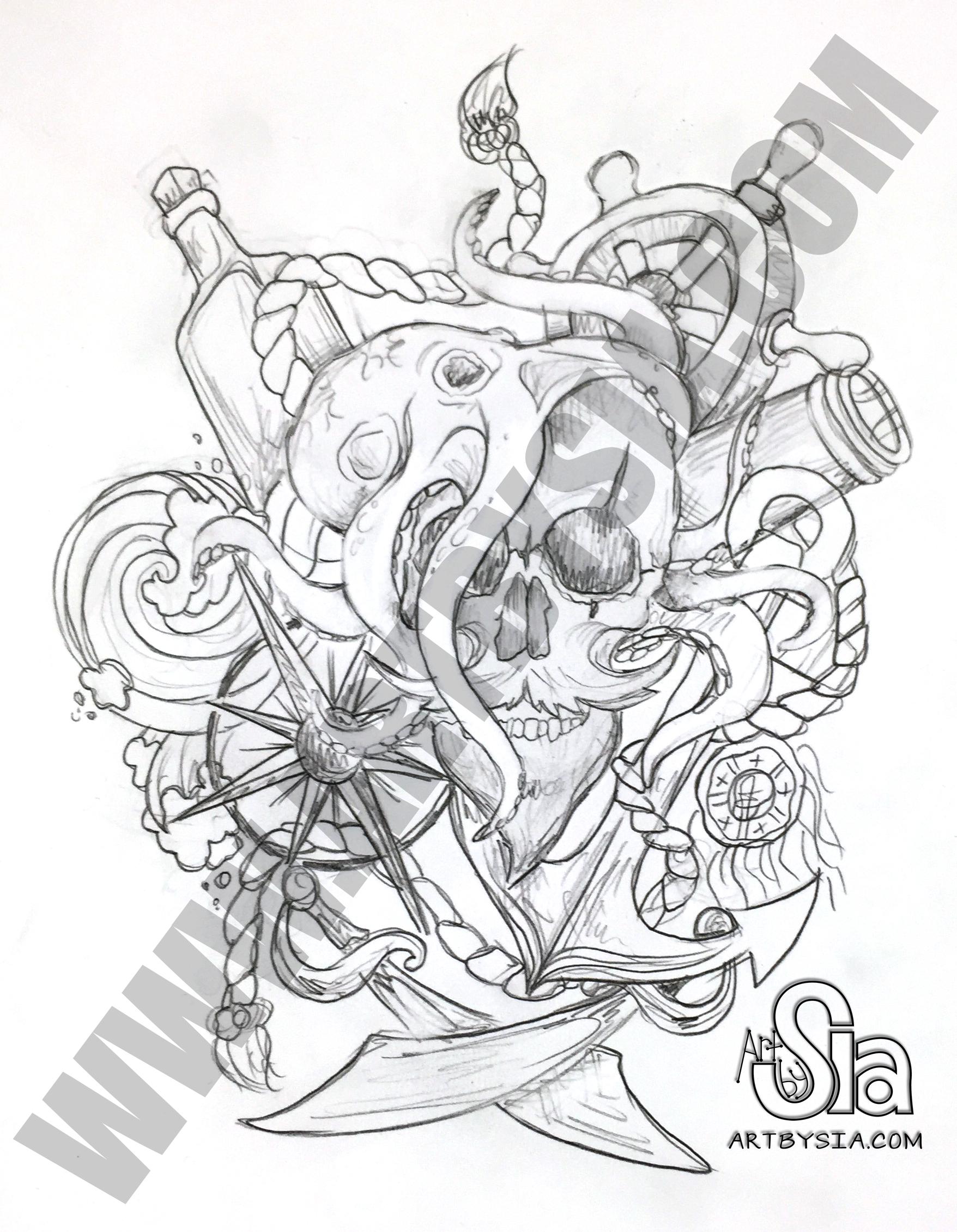 1756x2260 Drawings @ Portfolio Categories @ Art By Sia