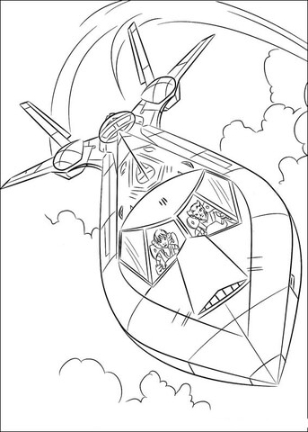 343x480 The Blackbird Aircraft Coloring Page Free Printable Coloring Pages
