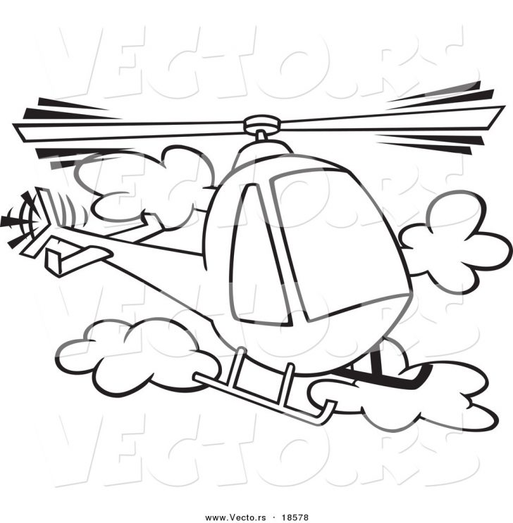 728x742 Doraemon Helicopter Coloring Pages For Kids Printable Cartoon