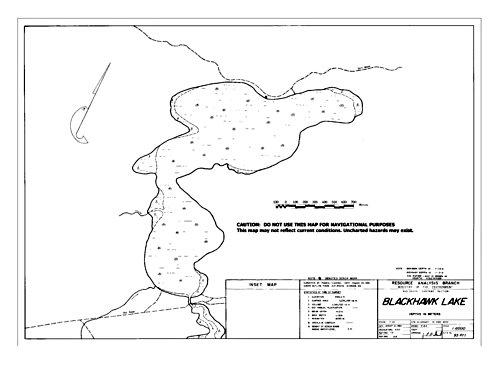 500x367 Blackhawk Lake, British Columbia Angler's Atlas