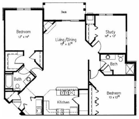 483x414 Blackhawk Trails Apartments Madison, Wi