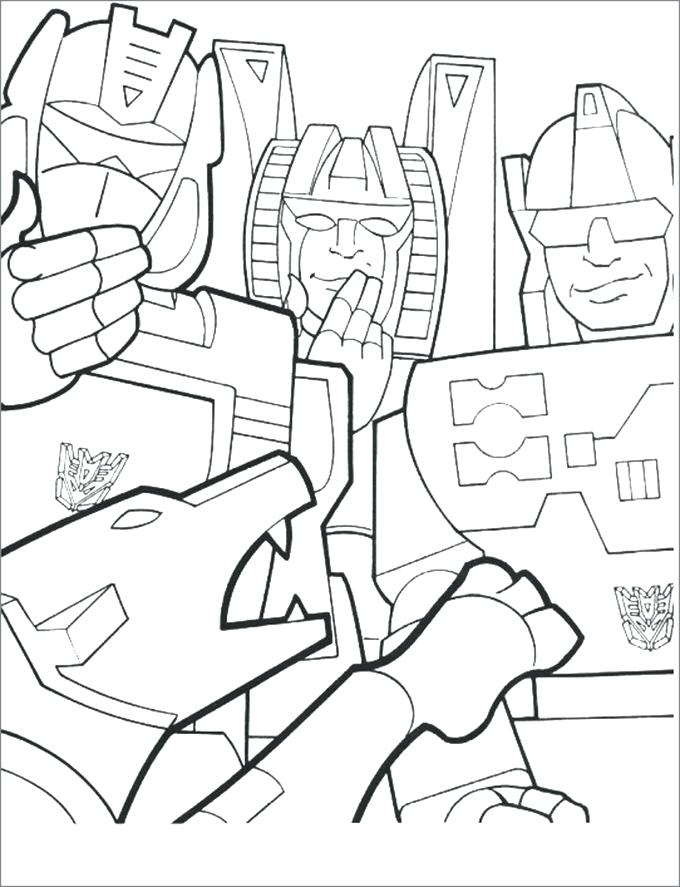 680x887 Drawing Page Online Transformers Coloring Pages Blank Drawing Page