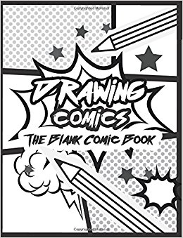 260x339 Drawing Comics The Blank Comic Book Art For Kids Comic Strips