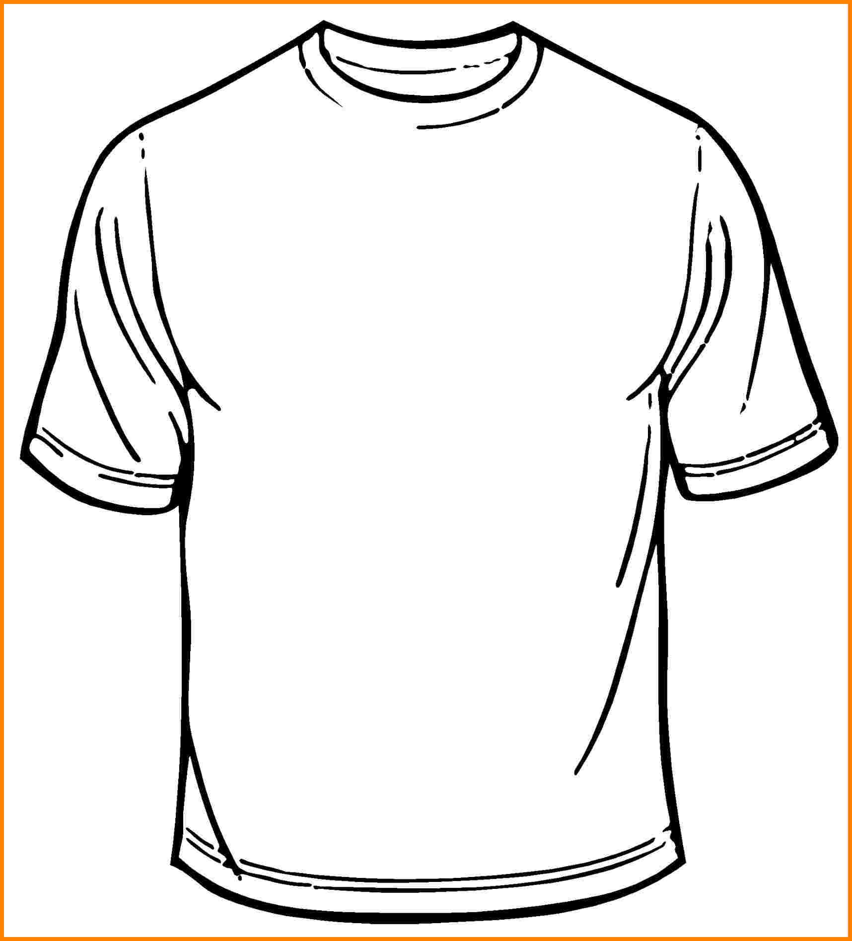 1716x1896 Blank T Shirt Drawing Blank T Shirt Outline Technician Resume