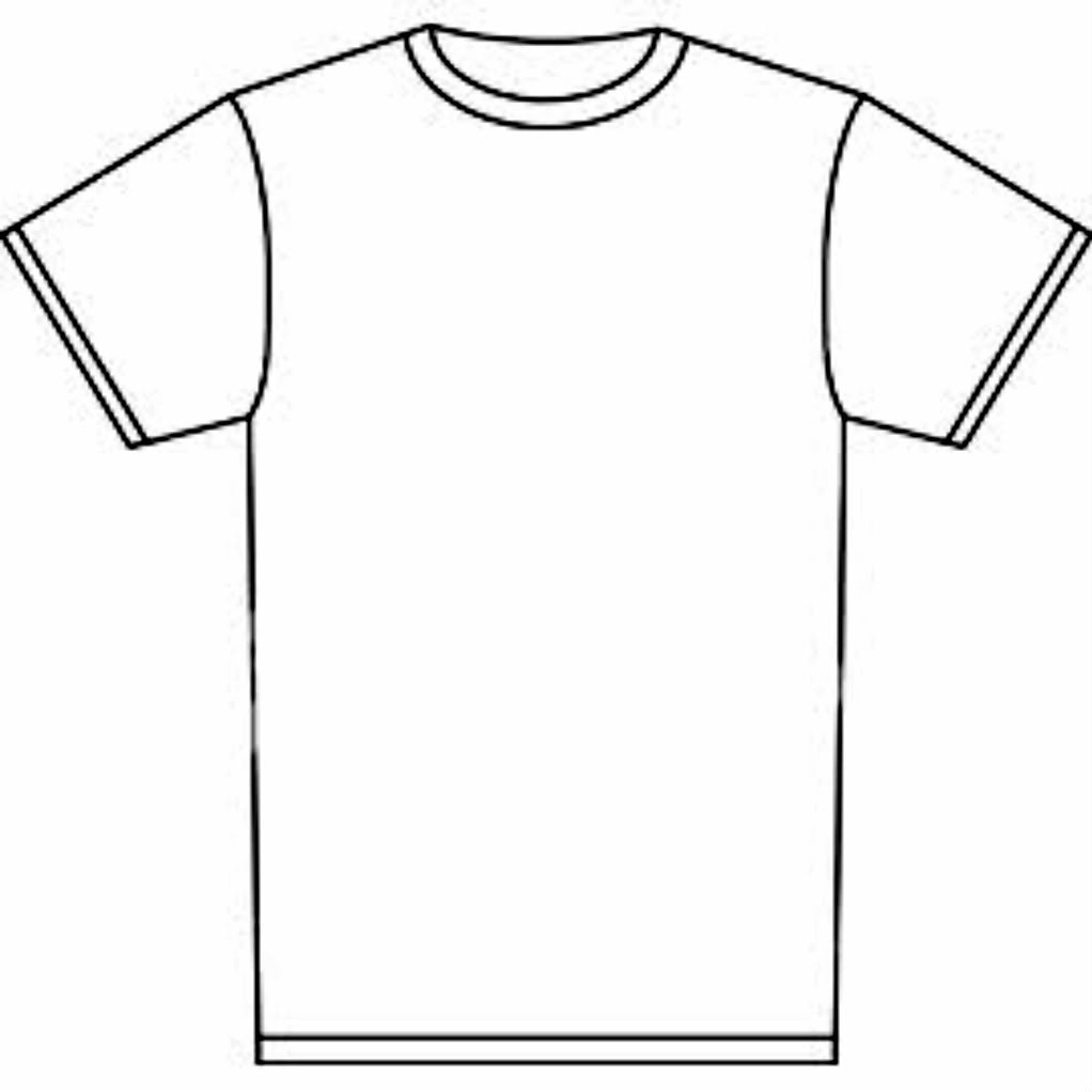 blank t shirt drawing at free for personal use blank t shirt drawing of your. Black Bedroom Furniture Sets. Home Design Ideas