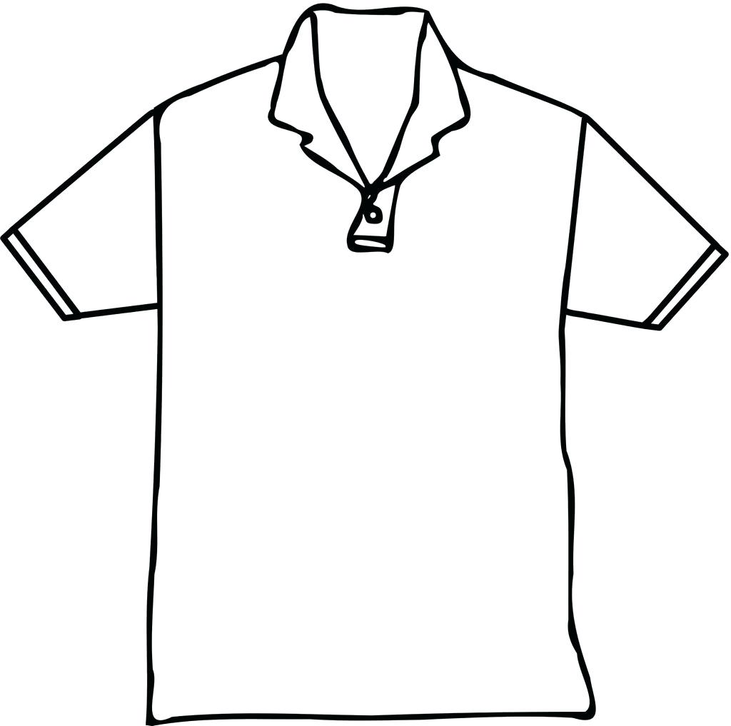 Blank T Shirt Drawing at GetDrawings.com | Free for personal ...