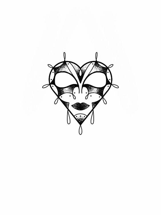 564x752 Custom Bleeding Cryimg Sad Heart Tattoo Flash Design By Nico Di