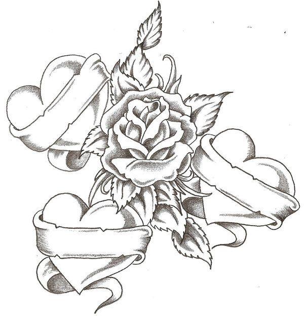 600x623 Drawn Broken Heart Keyhole Drawing