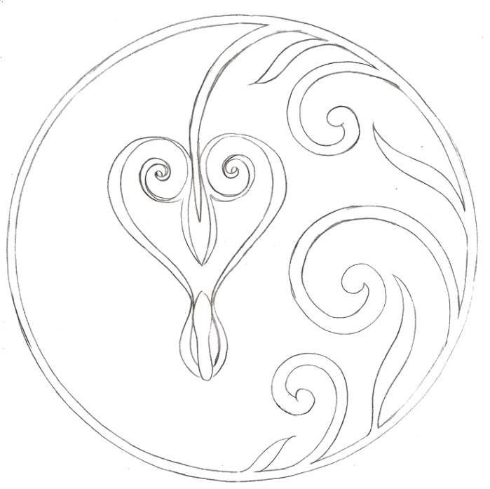 699x697 Bleeding Heart Flower Tattoo Designs Tattoo'S
