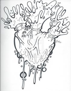 236x302 Bleeding Heart Tattoo Designs Bleeding Heart Tattoo Traditional