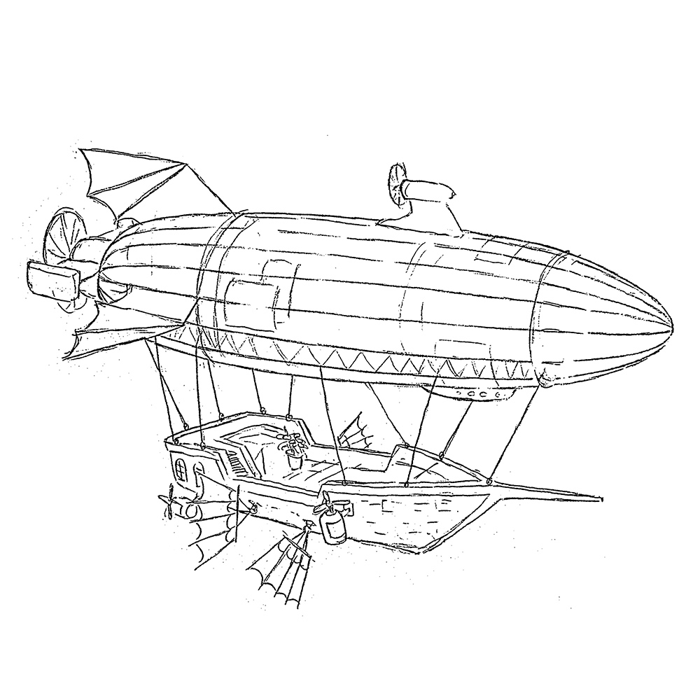 1000x1000 Airship White Background Images All White Background