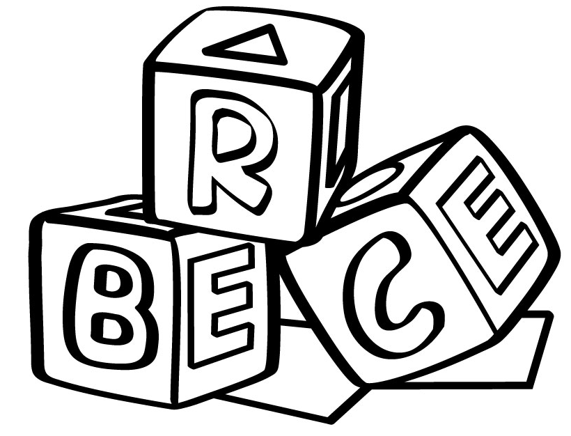 Block Letters Drawing at GetDrawings.com | Free for ...