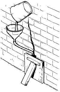 200x303 How To Do Brick Concrete Repairs Concrete, Bricks