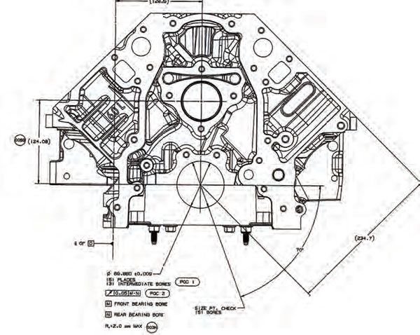 600x478 How To Blueprint Engine Blocks Muscle Car Diy