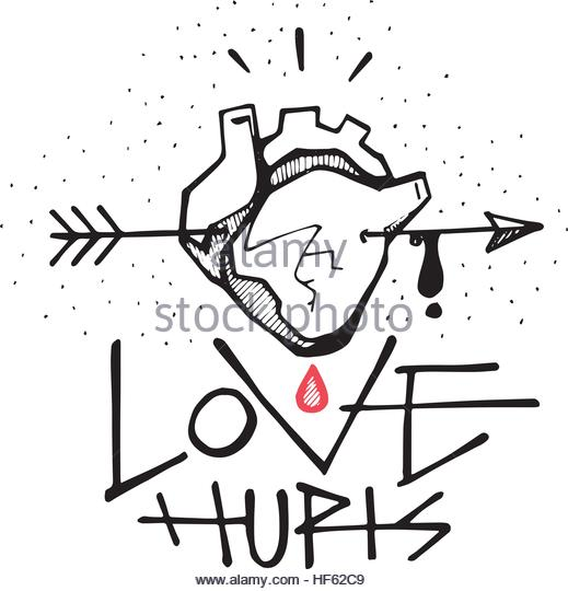 519x540 Drawing Blood Stock Vector Images