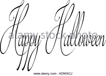 443x320 Happy Halloween. Blood Dripping On Brick Wall. Vector Illustration