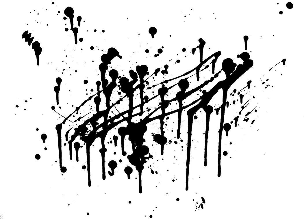 1052x759 Blood Splatter 2 By Celloismistic