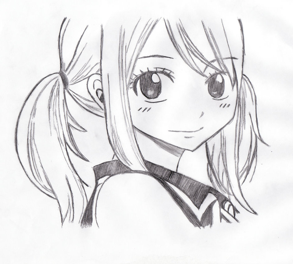 942x849 Lucy Fairy Tail Drawing Fairy Tail Lucy By Bloodyvampress44