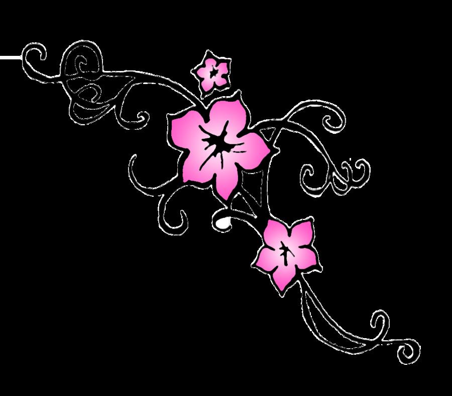 900x787 Cherry Blossom Tattoo By Graphicavita