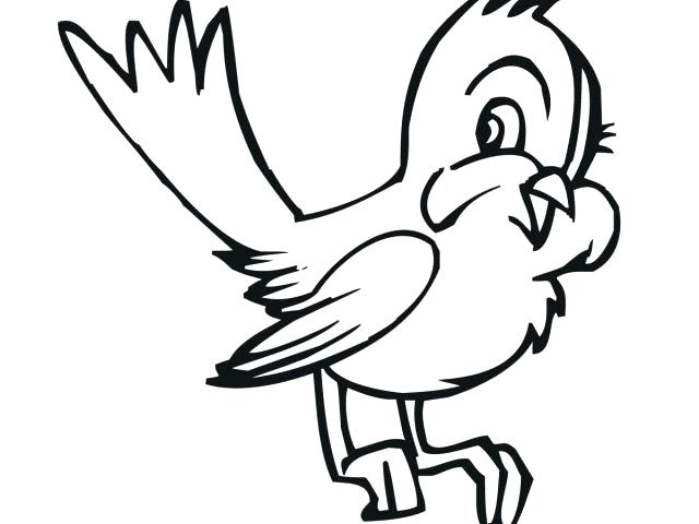 640x480 Blue Bird Coloring Page Lovely Blue Bird Colouring Pages Mountain
