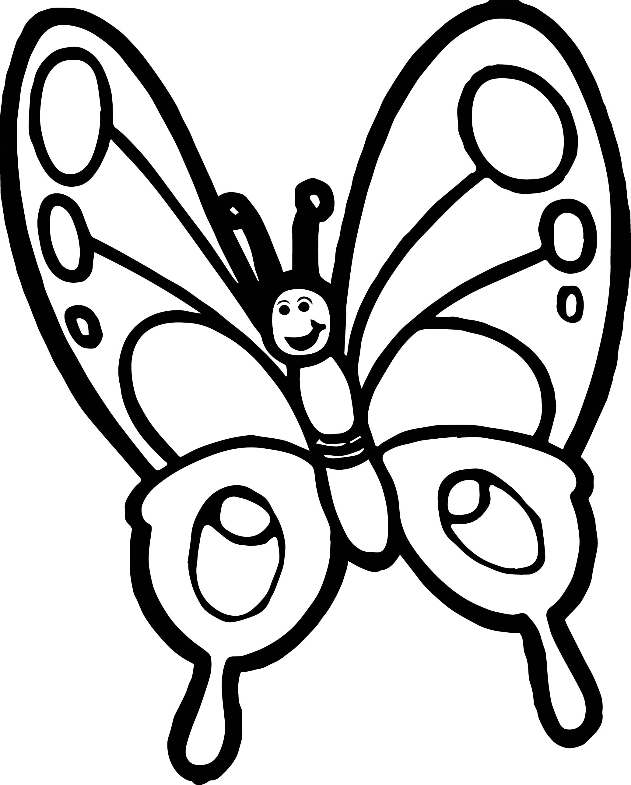 2073x2577 Coloring Pages For Kids Butterfly Blue Morpho Insects Images Flies