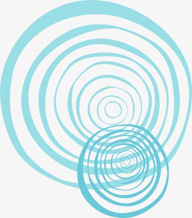 650x738 Blue Circle Pattern, Vector, Ai, Azul Png Y Vector Para Descargar