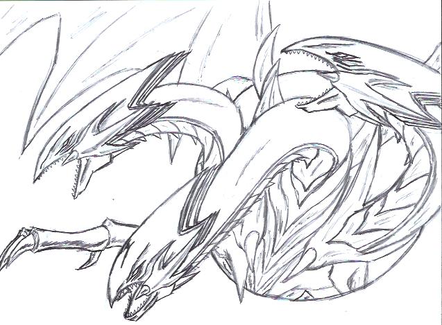 637x469 Blue Eyes Ultimate Dragon By Bakurafanlover