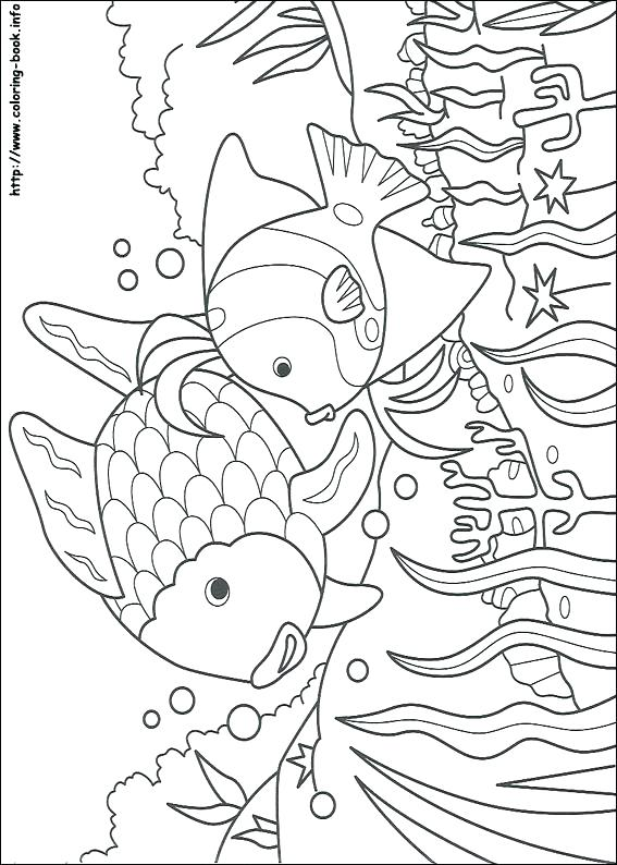 Blue Fish Drawing at GetDrawings.com | Free for personal use Blue ...