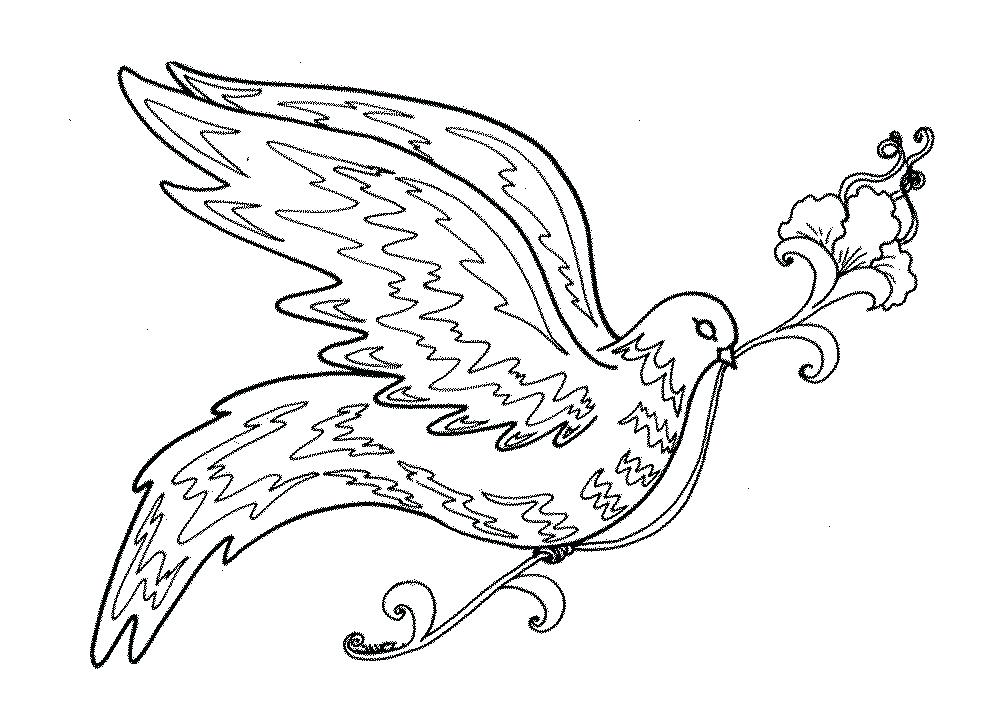 1000x714 blue coloring page free desktop coloring bird coloring pages free