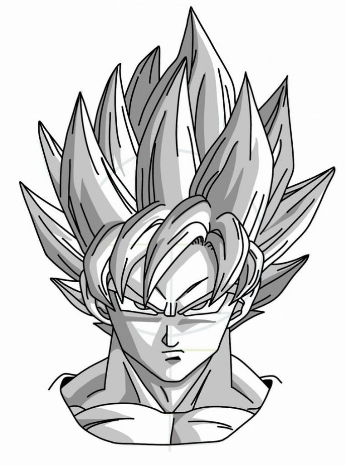 The Best Free Dragonball Drawing Images Download From 181 Free