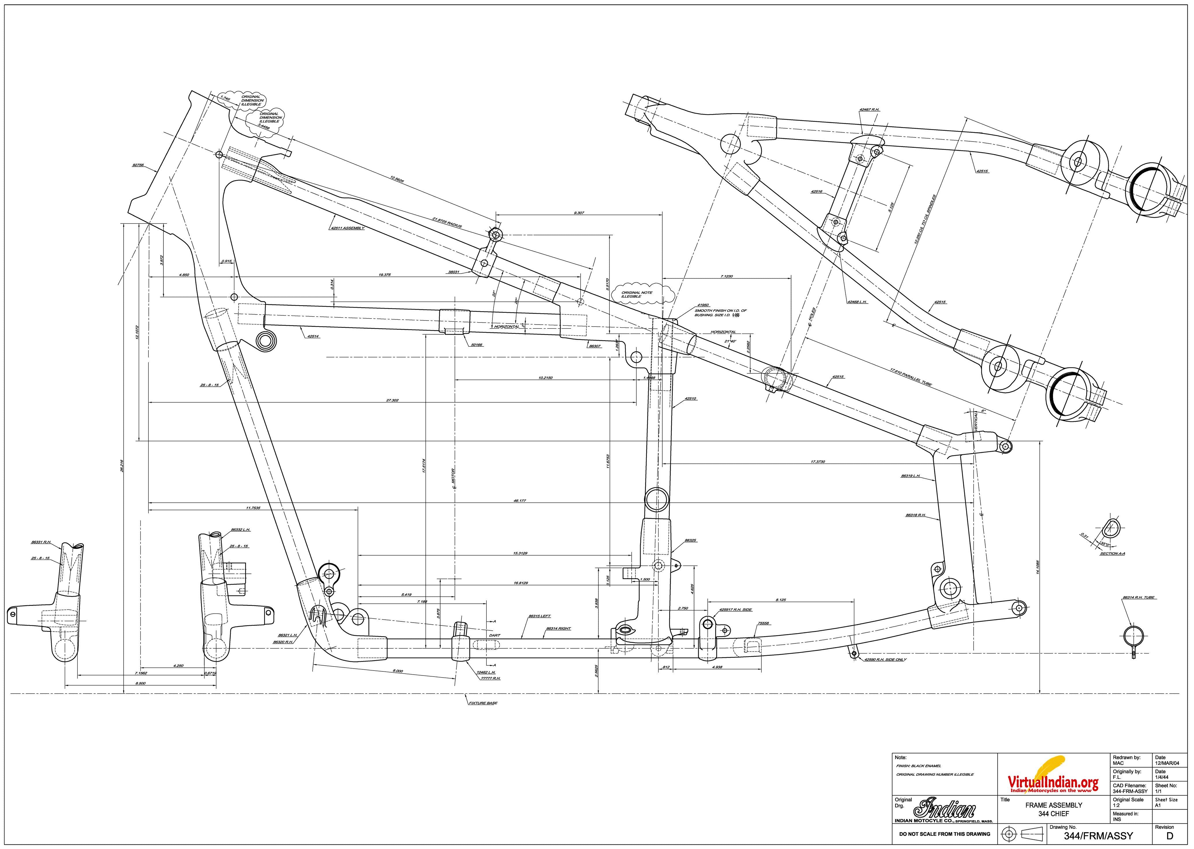 harley davidson engine blueprints