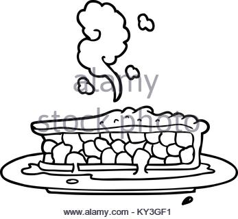 347x320 Cartoon Blueberry Pie Stock Vector Art Amp Illustration, Vector
