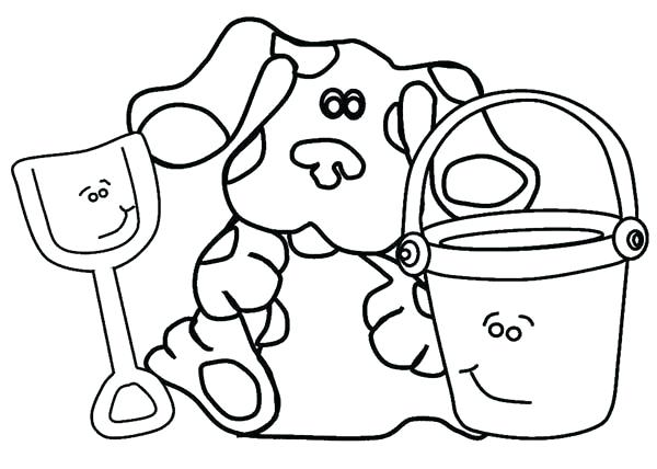 Blues Clues Drawing at GetDrawings.com | Free for personal use Blues ...