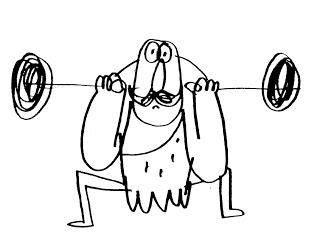 320x242 Fred Blunt Doodles Boy Doodles, Illustrations