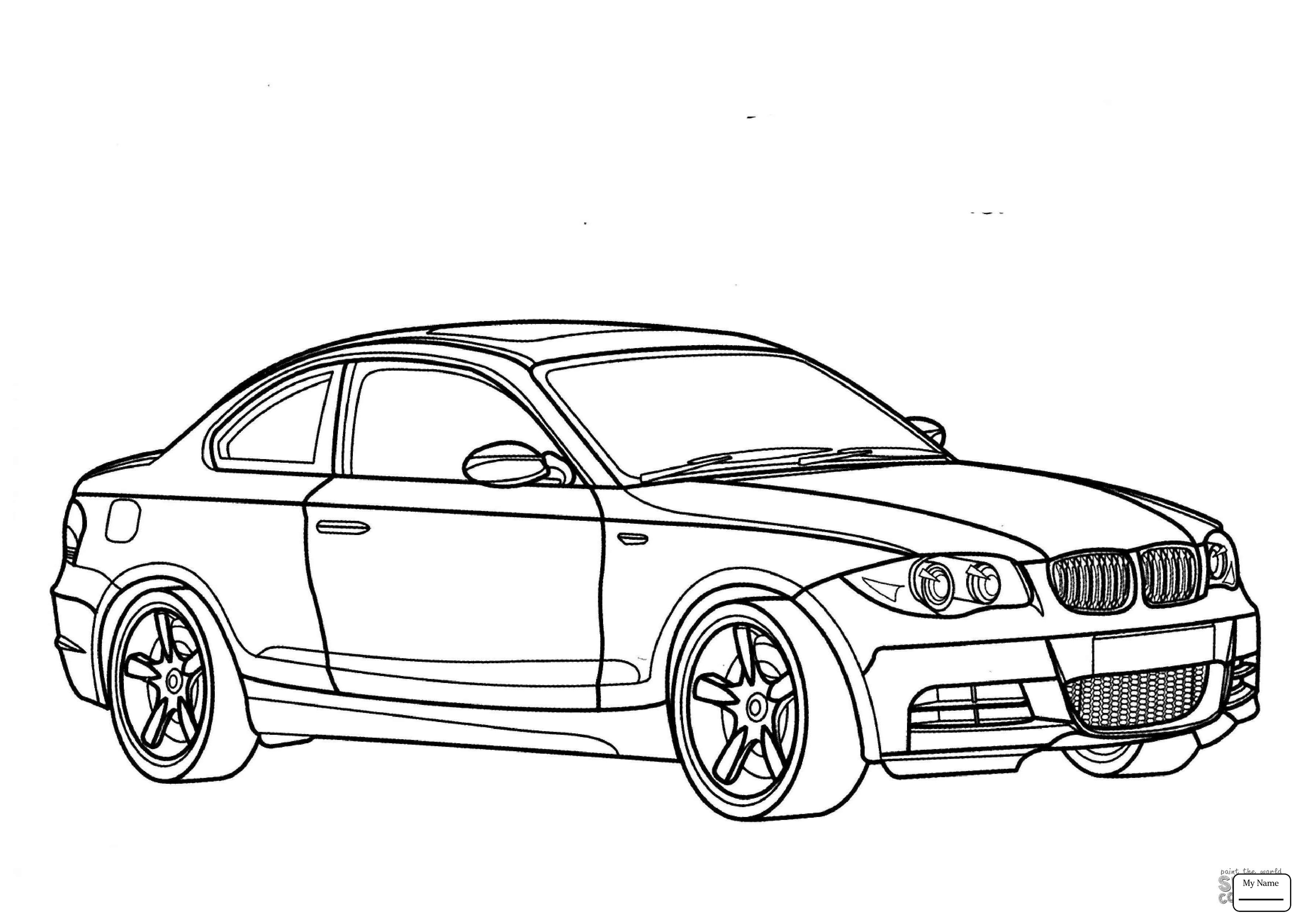 3578x2530 Coloring Pages Transport Bmw I8 Bmw