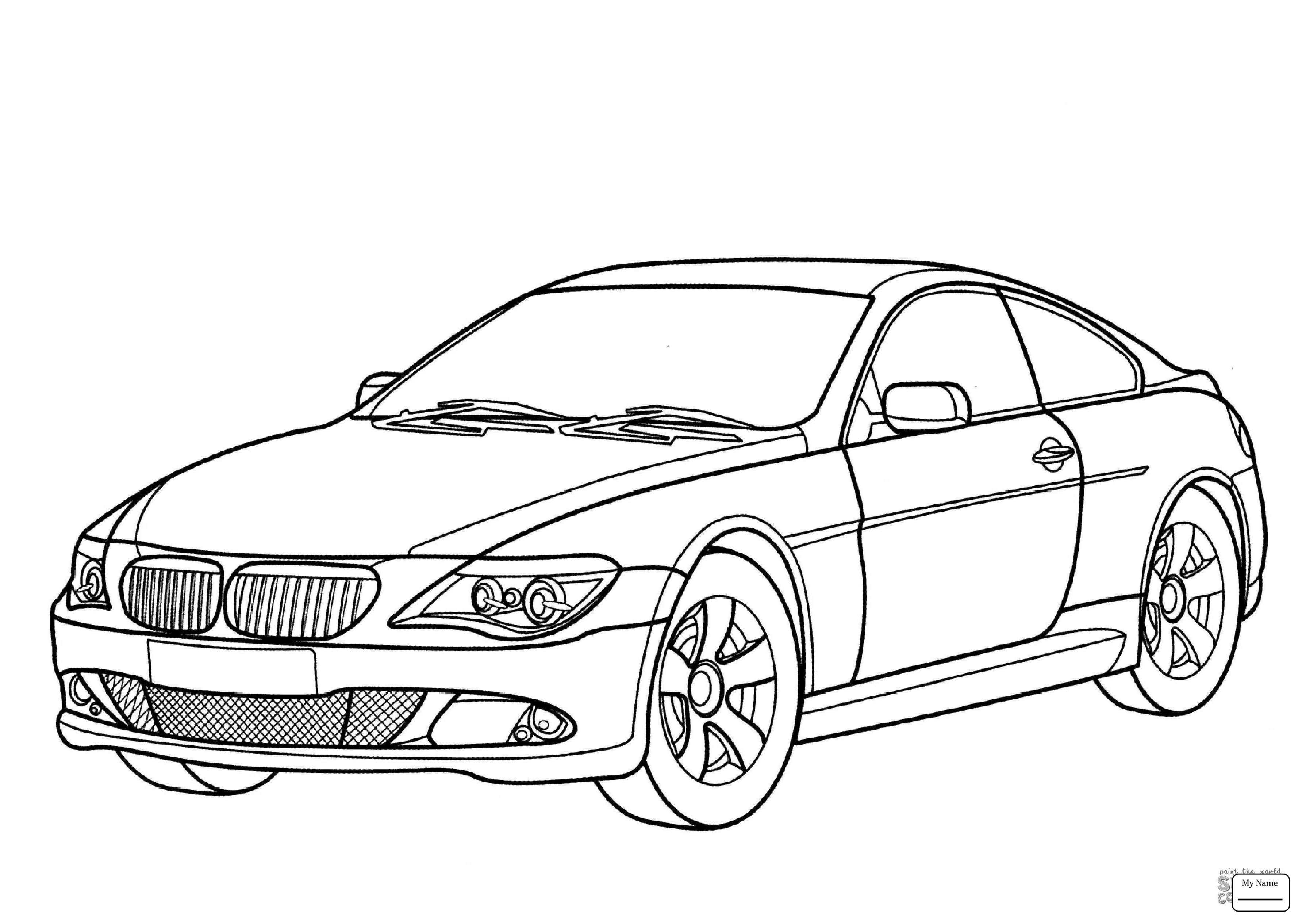 3578x2530 Transport Bmw 2010 BMW Z4 GT3 Coloring Pages For Kids