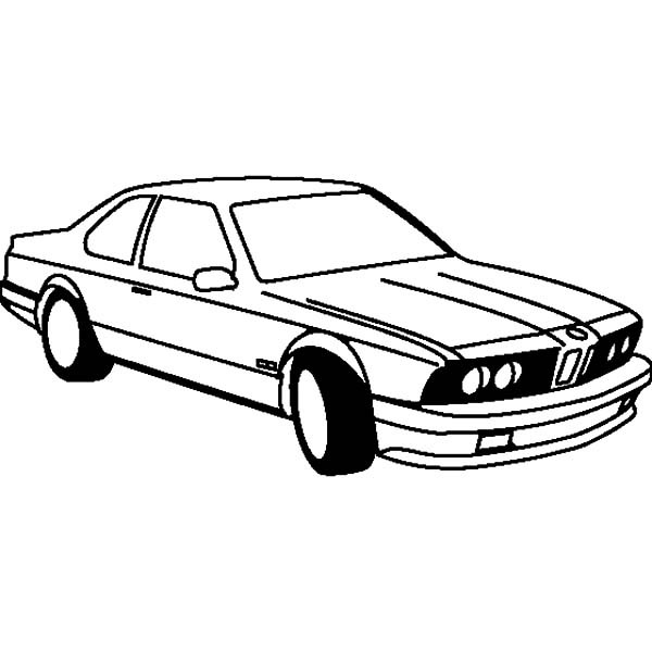 Bmw M3 Drawing At Getdrawings Com