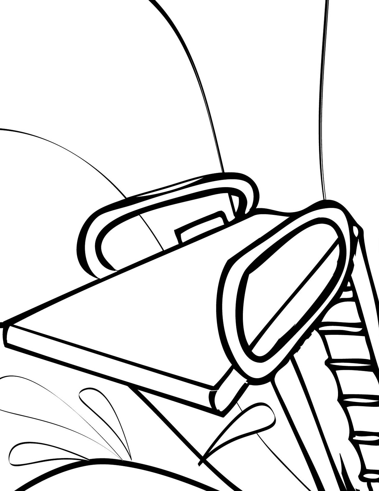 1275x1650 Board Snake Coloring Page. Thinking Girl Board Game Coloring Page