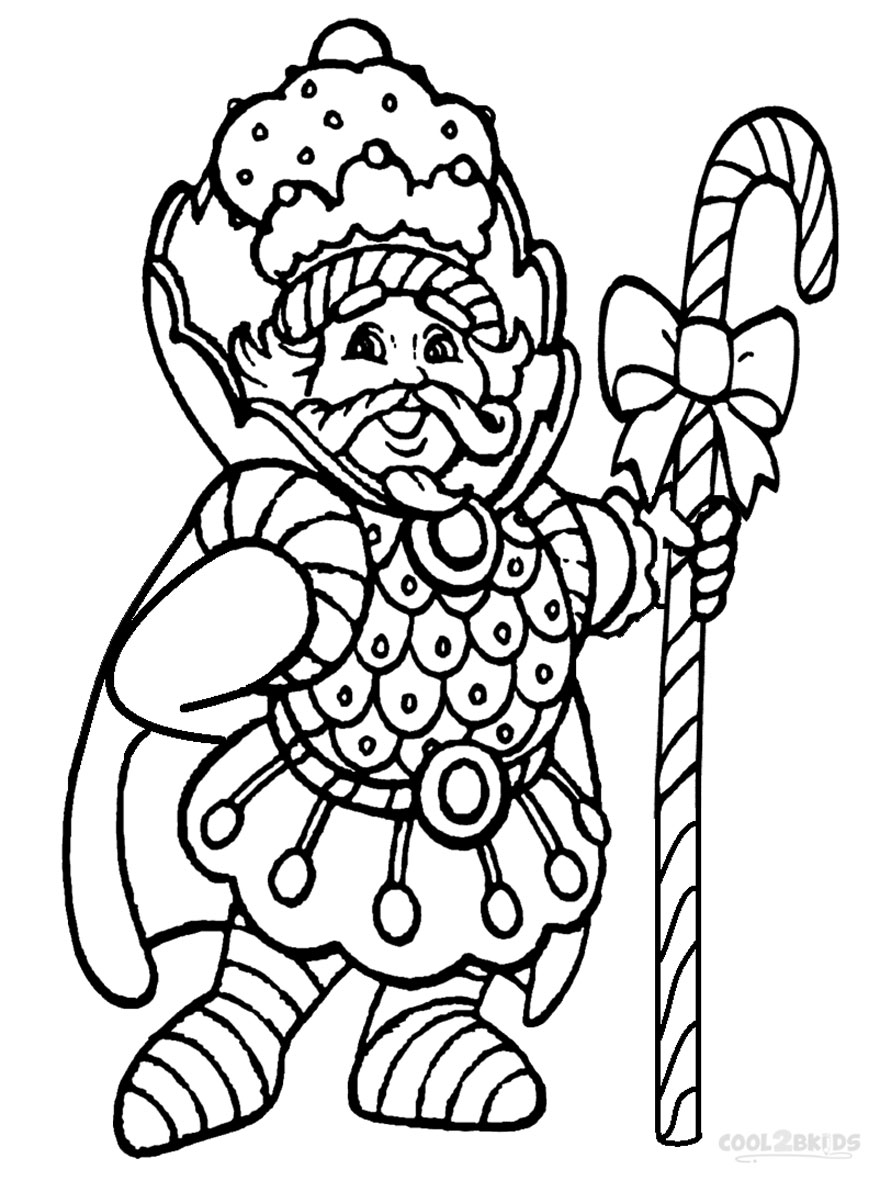 880x1181 Printable Candyland Coloring Pages For Kids Cool2bkids