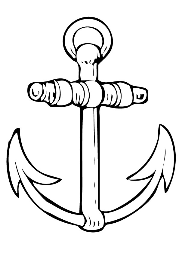 595x842 Anchor Drawings Anchor Drawing Picture Ideas For The House