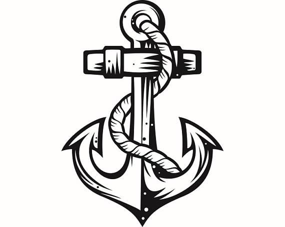 570x455 Anchor 4 Rope Ship Boat Nautical Marine Sailing Sea Ocean