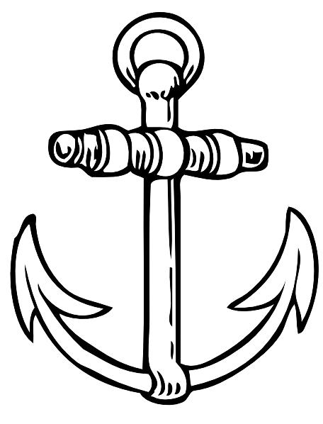456x598 Anchor Clip Art