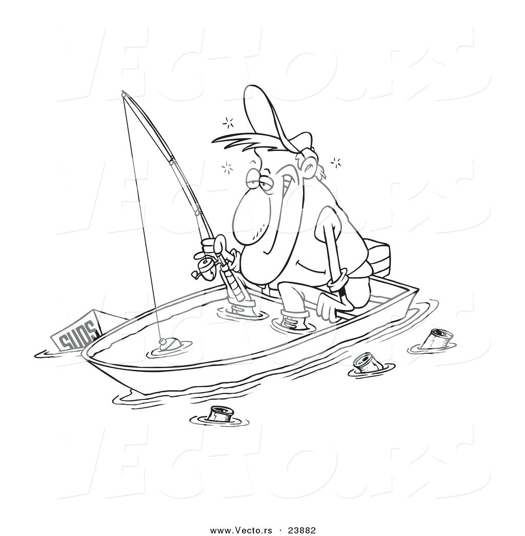 Boat Cartoon Drawing at GetDrawings.com | Free for personal use Boat ...