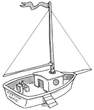 329x385 J.harold Backyard Boats For Kids. Bringing Imagination Back Into