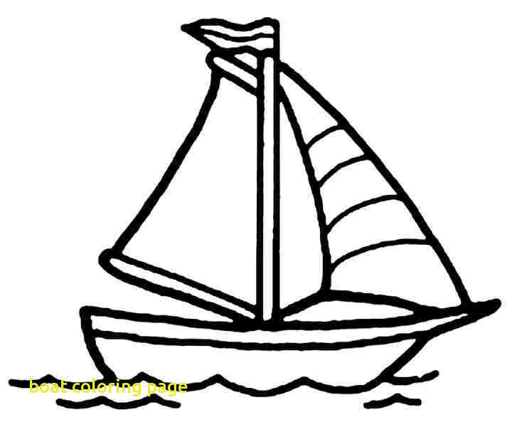 720x600 Boat Coloring Page With Printable Boat Coloring Pages For Kids