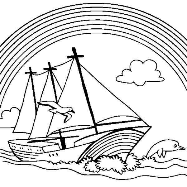 Boat Drawing Images at GetDrawings.com | Free for personal use Boat ...