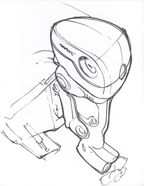 612x792 Concept Sketches